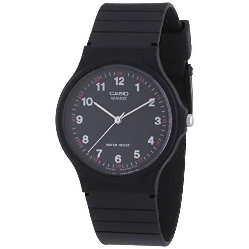 Casio Unisex Watch Casio Collection MQ-24-1BLLGF