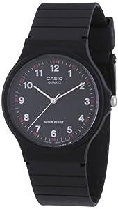 Casio Analog Watch - Black One Size