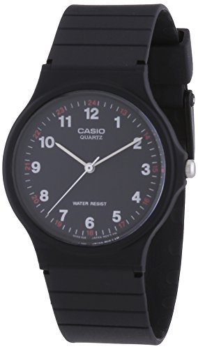 Casio Unisex Watch Casio Collection MQ-24-1BLLGF