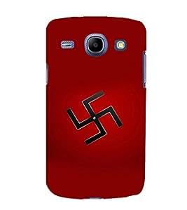 printtech Swastik Back Case Cover for Samsung Galaxy A7::Samsung Galaxy A7 A700F