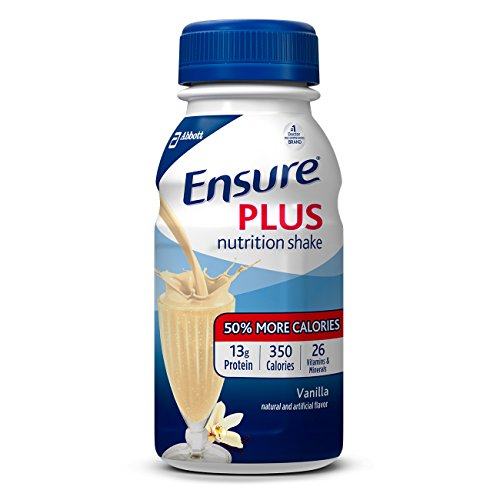 ensure-plus-nutrition-shake-vanilla-8-ounce-bottle-6-count-pack-of-4