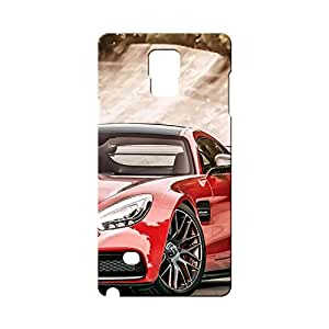 BLUEDIO Designer Printed Back case cover for Samsung Galaxy Note 4 - G1836