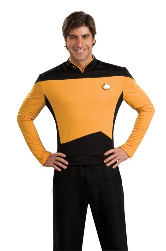 Star Trek The Next Generation Deluxe Shirt Costume