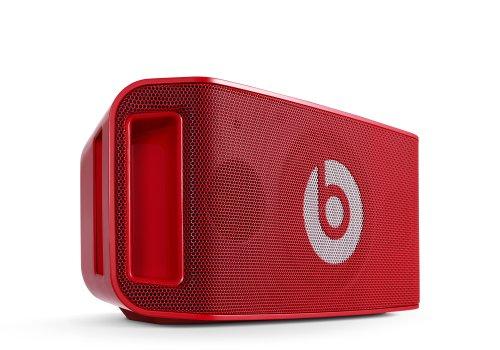 Beats Lil Wayne Beatbox Portable Bluetooth Speaker (Red)