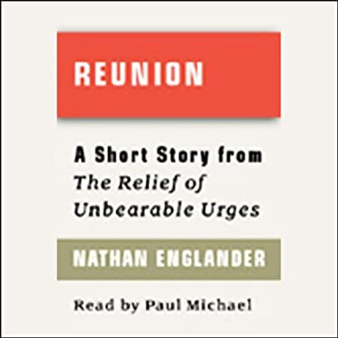 the reunion in what we talk about when we talk about anne frank a book by nathan englander