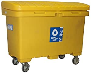 Oil-Dri L90776 Universal Mobile Utility Spill Chest (Pack of 1)
