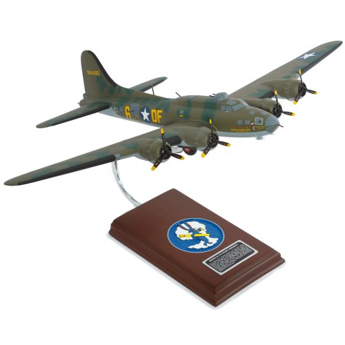 B-17F Memphis Belle - 1/62 scale model