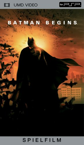 Batman Begins [UMD Universal Media Disc]