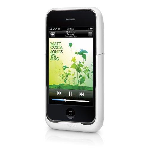 正規品 mophie Juice Pack Air for iPhone 3G ホワイト  MOP-PH-3