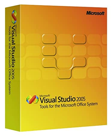 Microsoft Visual Studio Tools for Office 2005 [OLD VERSION]