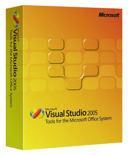 Microsoft visual studio tools for office 2005 old version best cheap software - Visual studio tools for office ...