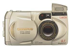 Olympus D-490 2.1MP Digital Camera w/ 3x Optical Zoom