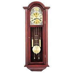 Bulova C3381 Tatianna Clock