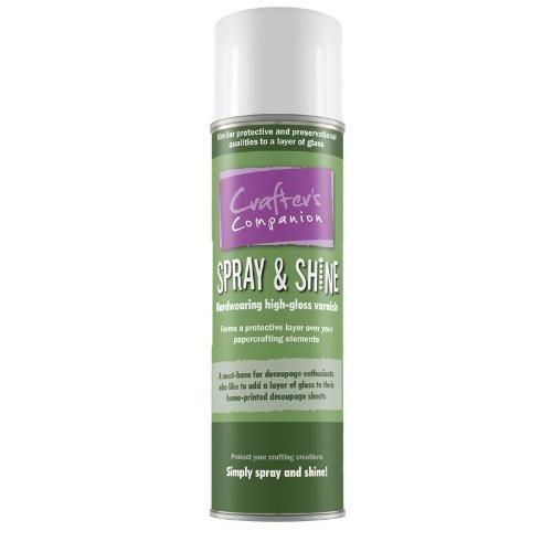 Spray and Shine High Gloss Varnish