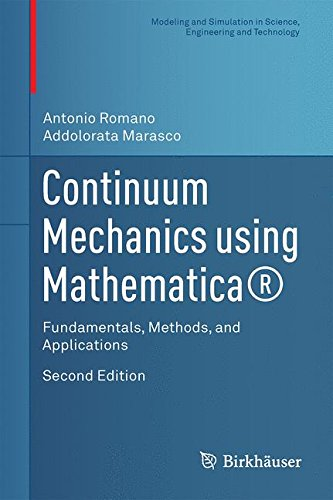 Continuum Mechanics using Mathematica ®: Fundamentals, Methods, and Applications