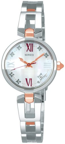 WIRED f (ワイアード エフ) 腕時計 AGET008 レディース