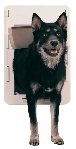 Buy Petsafe S2-LW-11 Easy Fit Pet Door-Large White