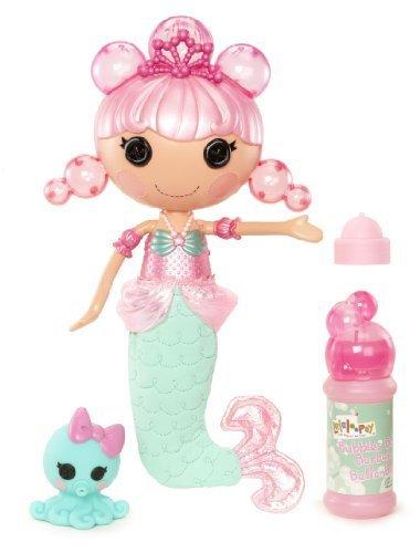 Lalaloopsy Bubbly Mermaid Doll - Pearly Seafoam by Lalaloopsy TOY (English Manual)