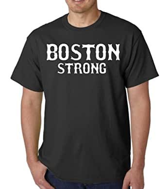 Boston strong adult state t shirt tee clothing for Boston strong marathon t shirts