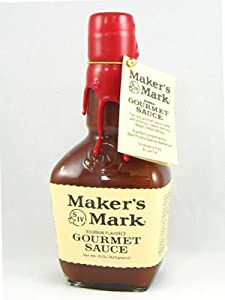 Maker's Mark Gourmet Sauce