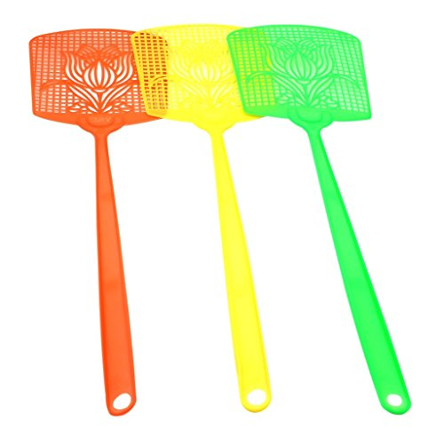 vanker-5pcs-random-color-fly-swatters-bug-mosquito-insect-wasps-catcher-swat-zapper