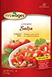 Mrs Wages Salsa Mix Makes 5 Pints Uses 6 Lb. Of Fresh Tomatoes 4 Oz