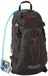 CamelBak M.U.L.E. Rucksack with drink system Pirate Black