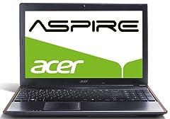 Acer Aspire Style 5755G-2454G50Mtcs 39,6 cm (15,6 Zoll) Notebook (Intel Core i5 2450M, 2,5GHz, 4GB RAM, 500GB HDD, NVIDIA GT 630M-2GB, DVD, Win 7 HP) braun ab 499,- Euro inkl. Versand