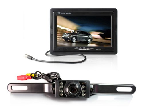 BOYO VTL375HD HD Rear View Camera