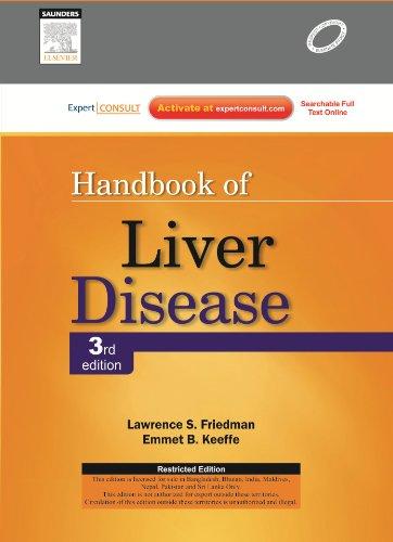 Handbook of Liver Disease (English) 3rd Edition