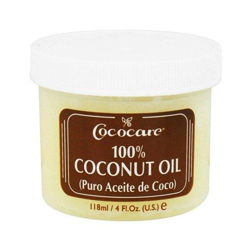 Cococare Coconut Oil, 4 Ounce