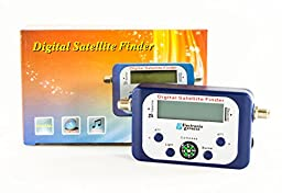 Electronix Express Digital Satellite Finder
