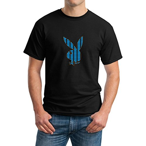 Playboy Xtees Playboy Sound Activated Led T-Shirt (Multicolor)