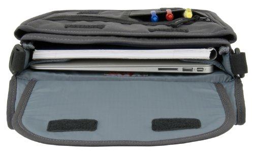 "Alley Shoulder Bag/iPad Pro 13"" - Carbon"