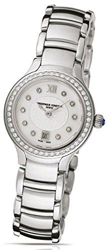 Frederique Constant Delight FC-220WHD2ERD6B 31mm Silver Steel Bracelet & Case Anti-Reflective Sapphire Women's Watch