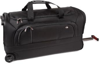 Victorinox Luggage Werks Traveler 4.0 Wt Wheeled Duffel Bag, Black, 31