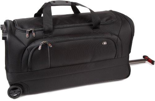 Victorinox Luggage Werks Traveler 4.0 Wt Wheeled Duffel Bag, Black, 31 B004LPESC6