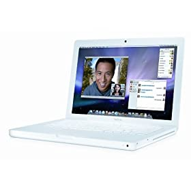 Apple MacBook MC240LL/A 13.3-Inch Laptop