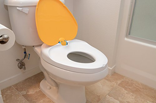 Pottyez Child Adult Toilet Seat Built In Potty Training