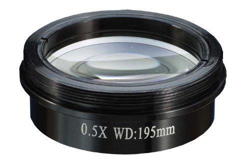 Luxo 23750 0.5X Lens 23Mm For Use With Luxo System 273 Microscopes