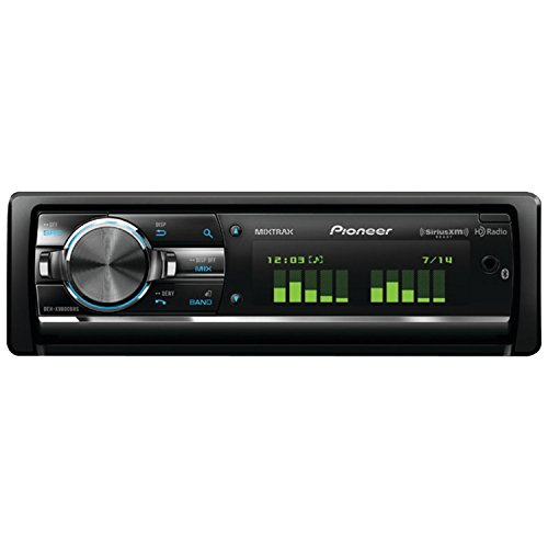 Pioneer Dehx9600Bhs Cd Receiver With Full-Dot Lcd Display, Mixtrax, Bluetooth, Hd Radio Tuner, And Siriusxm Ready