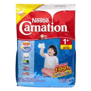Carnation : Milk Powder Instant Honey Flavor For Children 1+ Years Of Age 900 G (25 Cups) Best Seller Of Thailand front-482205