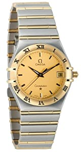 Omega Men's 1212.10.00 Constellation Two-Tone Watch