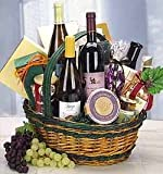 41J4uyyuqdL. SL160  Trio Wine Gift Basket   FREE SAME DAY DELIVERY!