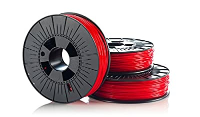 Ultimaker 2 ABS Filament - Red