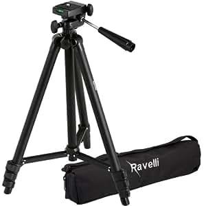 "Ravelli APLT2 50"" Light Weight Aluminum Tripod with Bag"