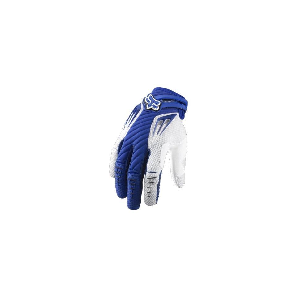Fox Racing Platinum Glove 2009 (Blue XL)