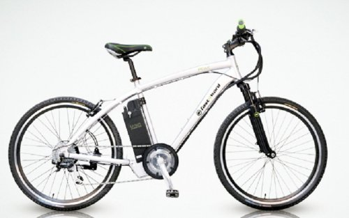 Fast4ward Peak - Electric Bicycles (White)
