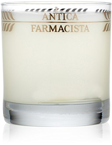 Antica Farmacista Platinum Round Candle, Acqua,9.0 oz.
