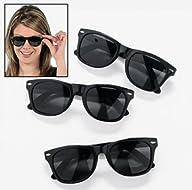 Vintage Black Wayfarer Style Sunglass…